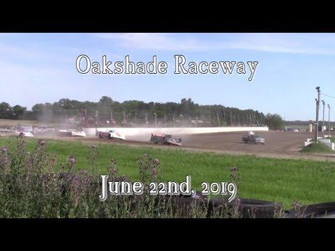 Finally...Blue Skies at Oakshade Raceway