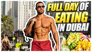 A Full Day Of Eating In Dubai