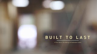 Built To Last: A Film About The Making Of Dedication Salon | Laguna Niguel, CA