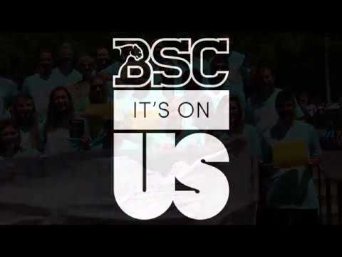 BSC It's On Us