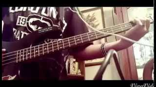 Rage Against The Machine- Bulls On Parade Bass Cover