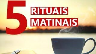 5 RITUAIS MATINAIS PARA AUMENTAR SUA PRODUTIVIDADE (ft. Samuel Pereira) | #hacksmentais