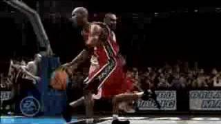 NBA Live 08 Trailer