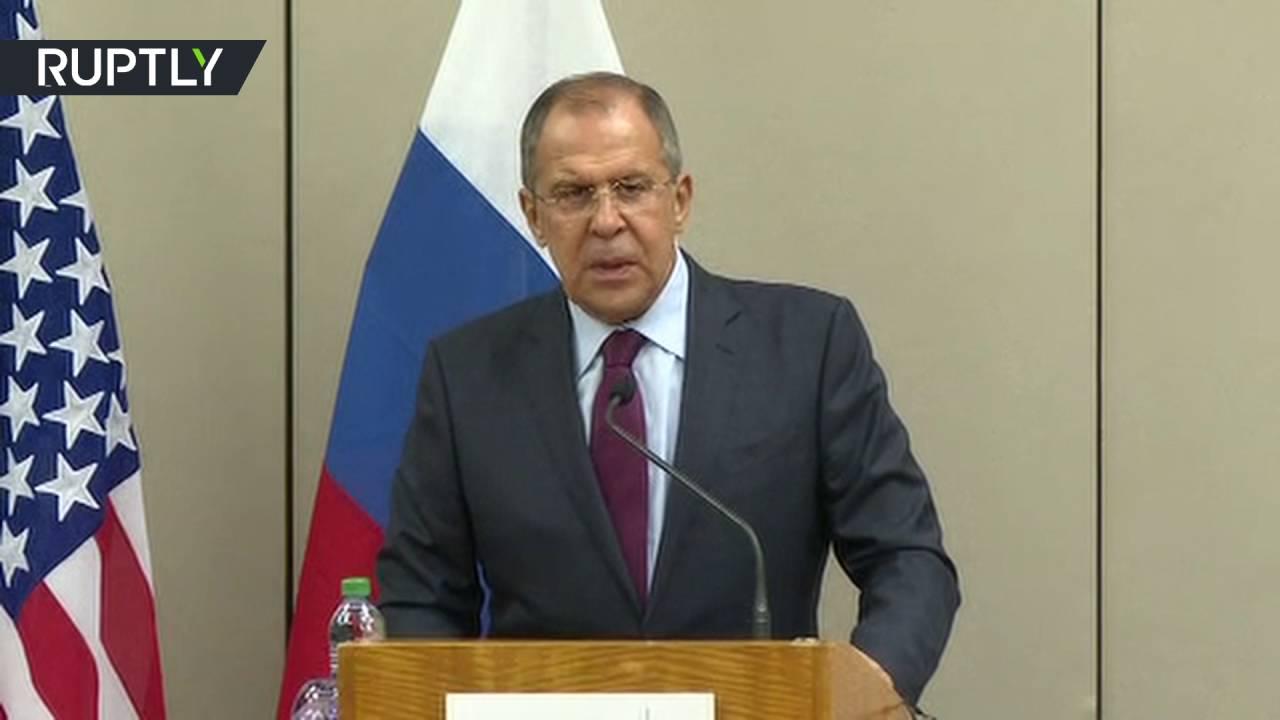 Лавров: Россия и США смогли снизить уровень недоверия друг к другу по сирийскому вопросу
