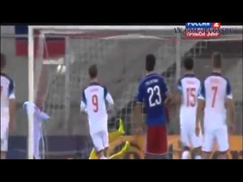 Russia vs Liechtenstein 7-0 8/09/2015 All Goal & Highlights Qualification EURO 2016
