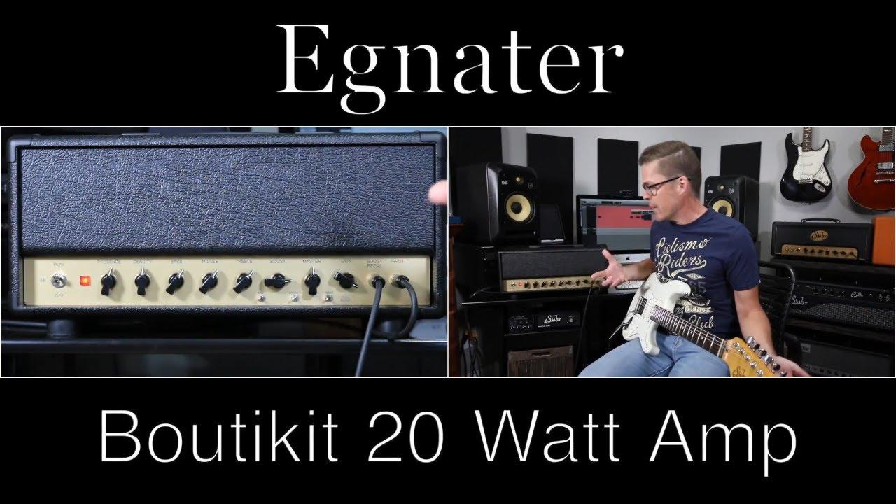 Guitar Amp Kits Uk