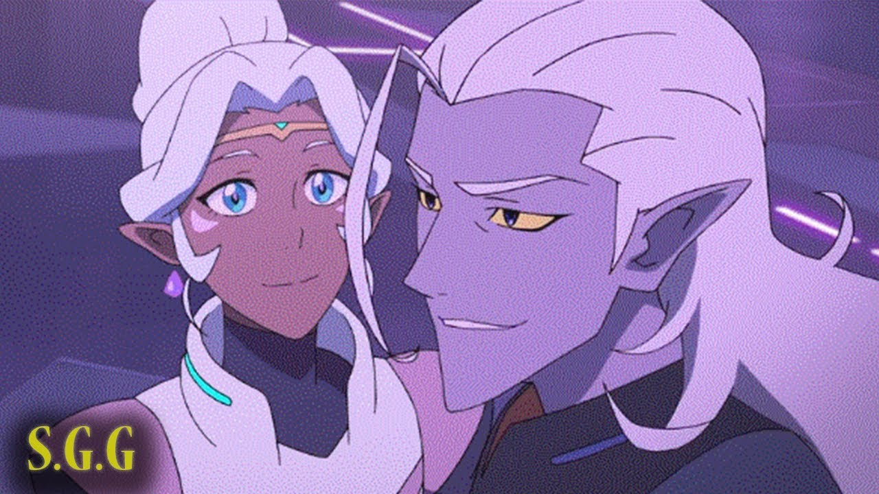 How old is allura voltron