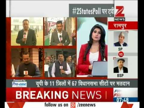 UP Assembly elections: Voting for 2nd phase in 67 constituencies today