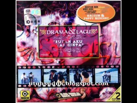 (FULL ALBUM) Drama & Lagu - Bukan Aku Tak Cinta (1997)