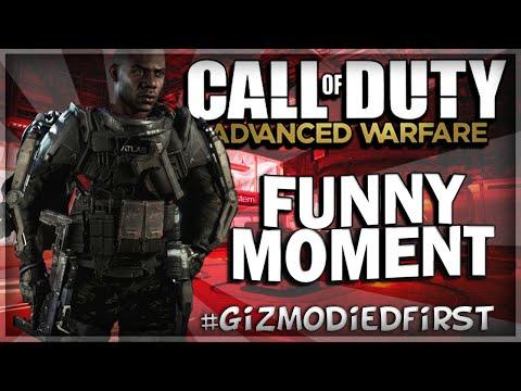 Call of Duty: Advanced Warfare - Funny...