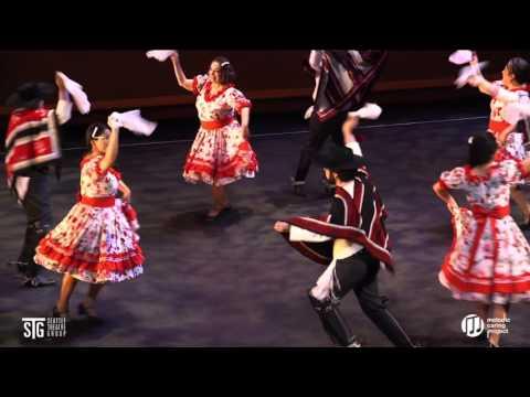 "Global Party 2015: Grupo Violetta Parra ""Cueca"""