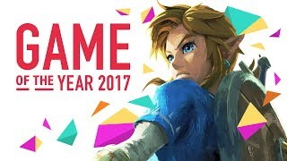 Why Zelda: Breath of the Wild is IGN's 2017 Game of the Year