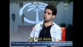 Gambar cover حامد السيد Beladi Tv، عن مبادرة انا عراقي انا اقرأ p2