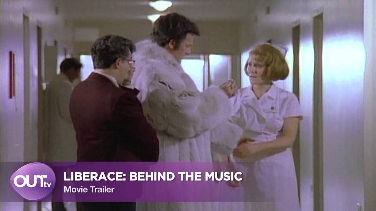 Liberace Behind The Music Movie Trailer Youtube