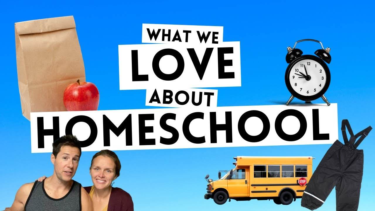 What We LOVE About Homeschool! // LIVING THE WAY Vlog