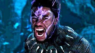 Lo que Verdaderamente Ocurrio al Final de Black Panther ''Pantera Negra'' Explicado