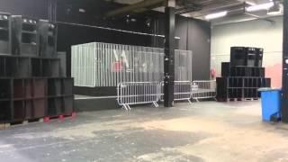 Bruut Geluid - Martin Audio F2 dance stack