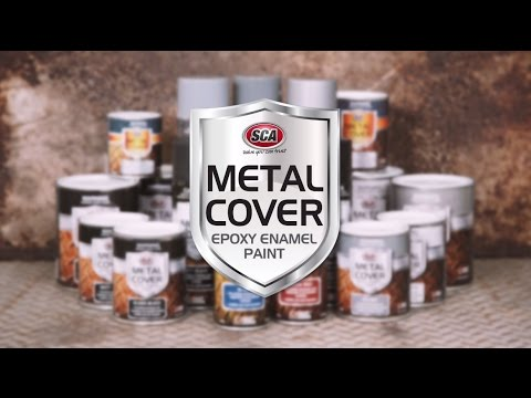 how to remove rust metal cover epoxy enamel paint sca youtube. Black Bedroom Furniture Sets. Home Design Ideas