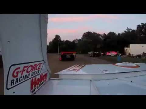 Deer Creek Imca Sport Mod Heat #1 - 8/7/18