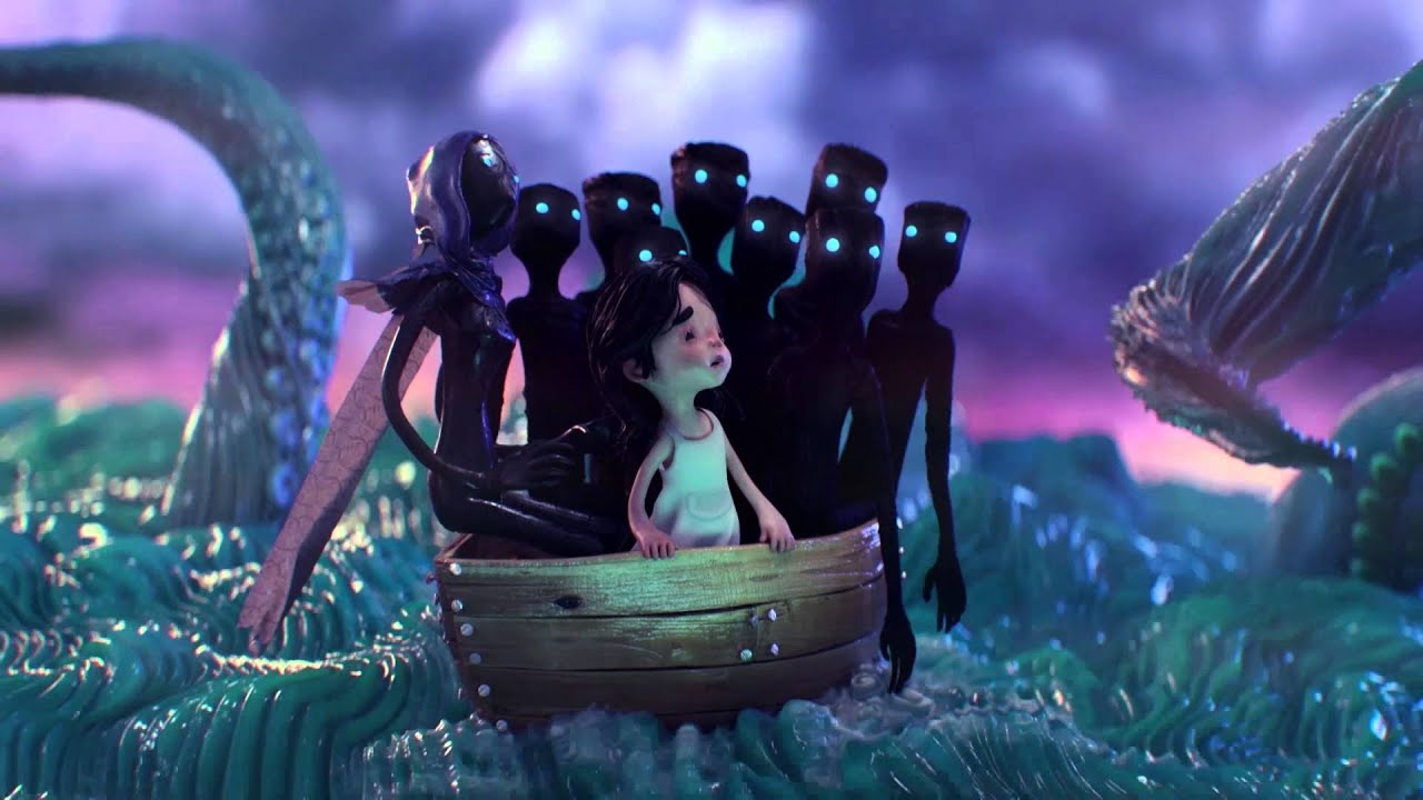 Malak and the Boat | Unfairy Tales | UNICEF USA