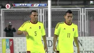 2do tiempo | Amistoso Venezuela 1-0 Costa Rica