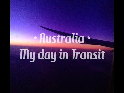 Turbulence ~ Australia: In Transit
