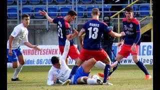 ZTE FC - Nyíregyháza Spartacus FC NB II labdarúgó-mérkőzés 1fel. 17.10.08 (vas.) 17:00