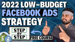 [COURSE] 2020 Ultimate Low Budget Facebook Ads Testing Strategy   Shopify Dropshipping