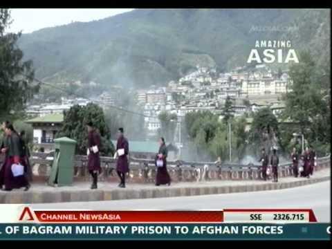 Bhutan's Organic Dream (Channel News Asia)