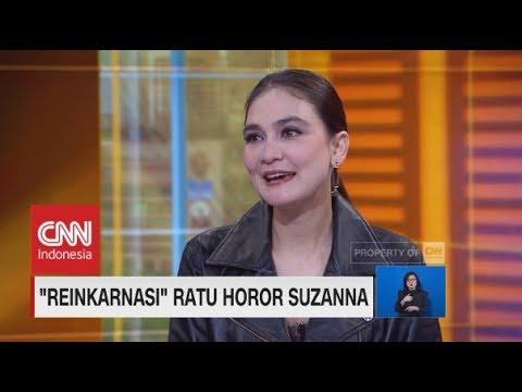 "Luna Maya, ""Reinkarnasi"" Ratu Horor Suzanna"
