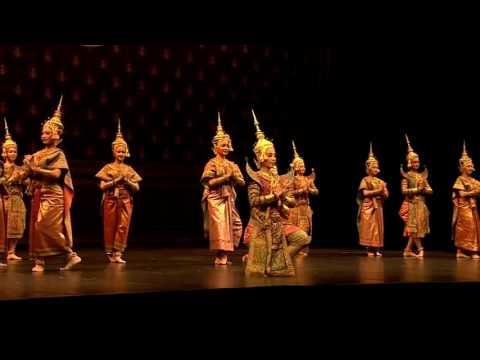 Royal Khon Performance(โขนพระราชทาน) : Thai Ballet And Classical Dance : Prelude Dance