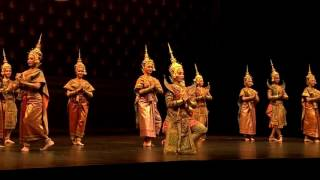 Royal Khon Performance(โขนพระราชทาน) : Thai ballet and classical dance : Prelude Dance