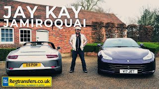 An interview with Jay Kay from Jamiroquai | Regtransfers