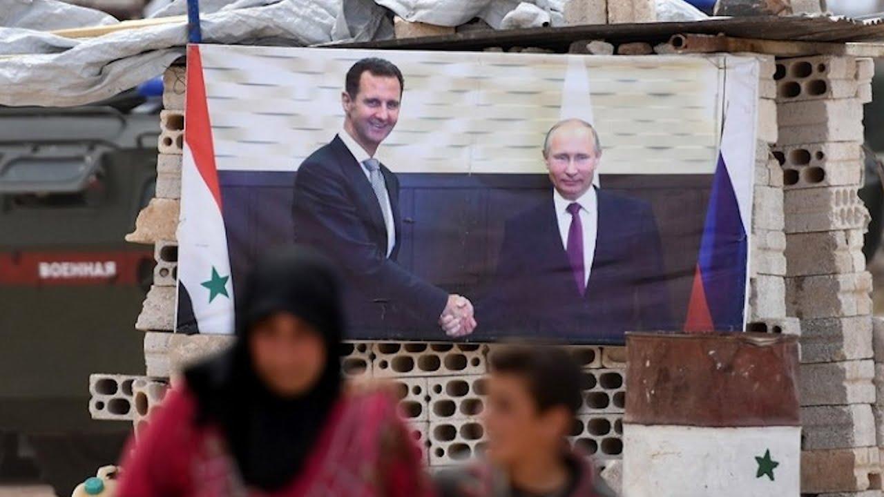 على أنين الجوع والفقر.. روسيا تواصل استيلاءها على اقتصاد السوريين ونظام أسد يبارك  - 18:57-2021 / 2 / 26