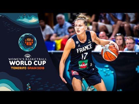 Marine Johannès Mixtape - FIBA Women's Basketball World Cup 2018