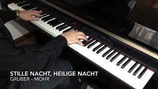 Stille Nacht, heilige Nacht - Gabor's piano version
