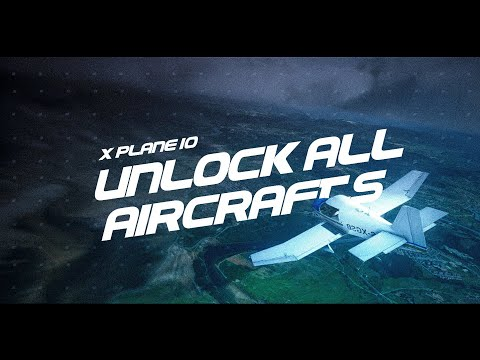 How To Fly All Aircrafts For Free in X-Plane 10!! | IOS