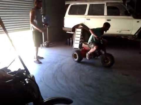HONDA ATV 70 SLIDER