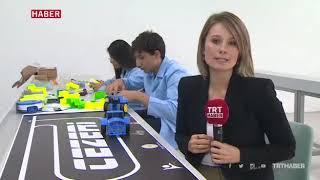 CEBOT | Cezeri Yeşil Teknoloji MTAL'nin Yerli ve Milli Robotu