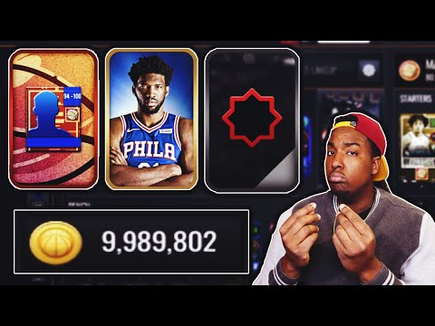 THE EASIEST WAY TO MAKE MILLIONS OF COINS IN NBA LIVE MOBILE SEASON 4!!!