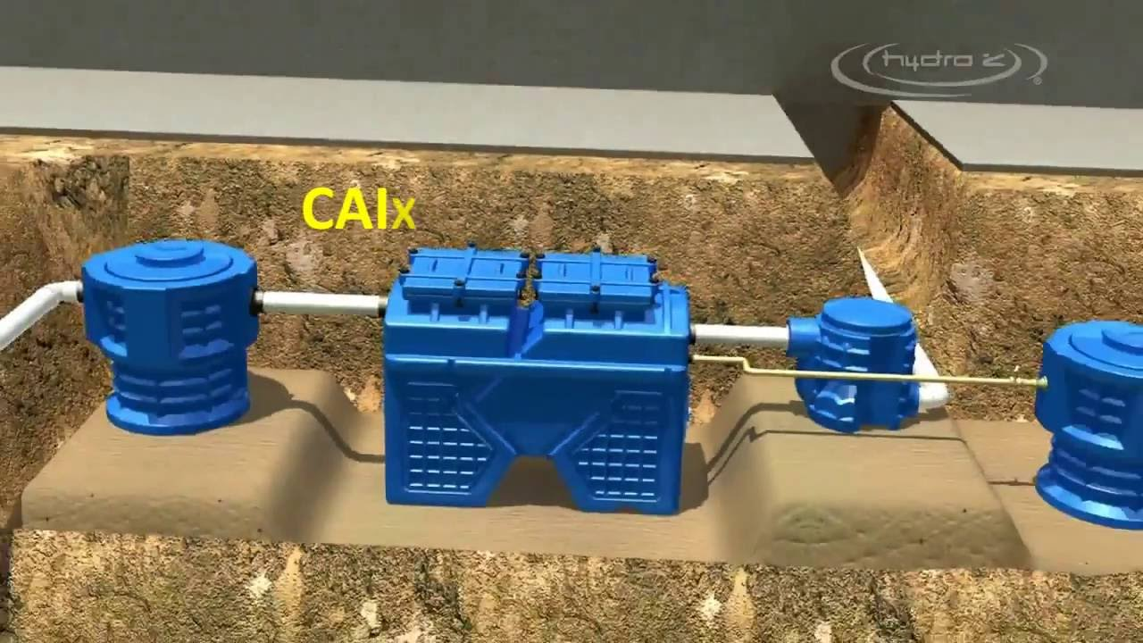 Sistema de drenagem de postos de combustível - NBR 14.605