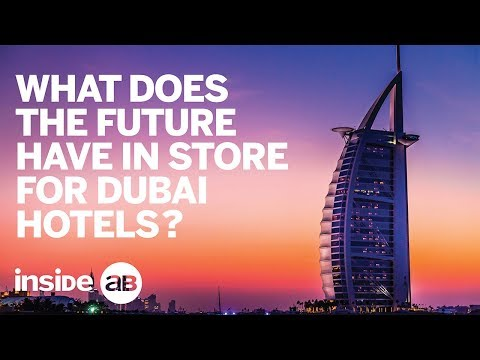 What does the future have in store for Dubai hotels?