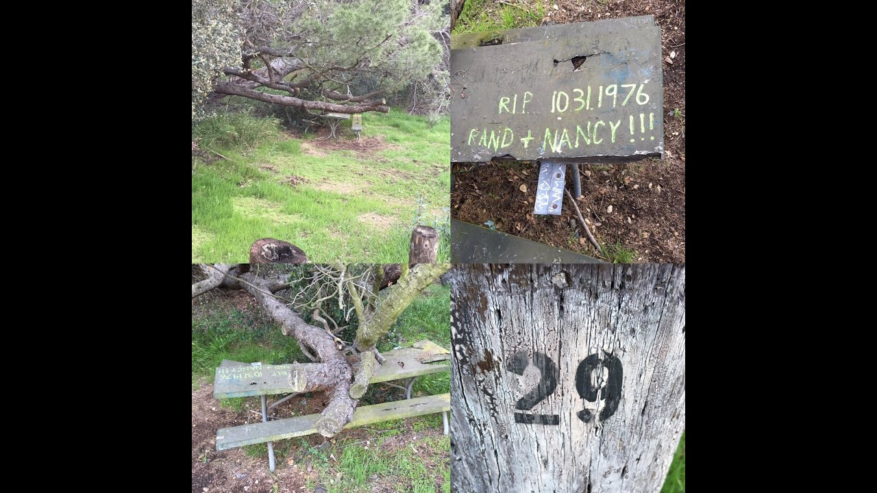 Ghost Investigation Griffith Park Haunted Picnic Bench 29
