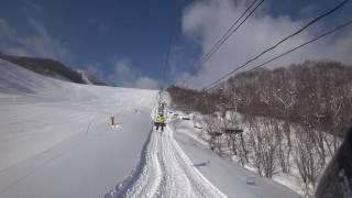 2017/03/11 だいくらスキー場 休日 朝一駒止