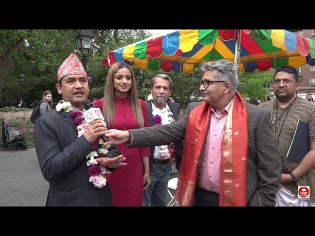 46th Annual Jagannath Ratha Yatra - ISKCON - Washington Square Park - New York