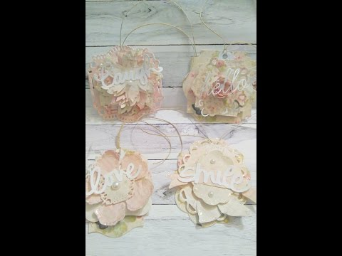 ~{USE YOUR SCRAPS AND DIES} STASH TAGS TUTORIAL~