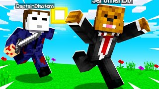 Playing As Mike Myers In Minecraft | JeromeASF