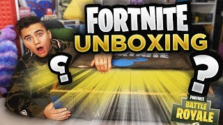 INCROYABLE UNBOXING FORTNITE BATTLE ROYALE !!! - Néo The One