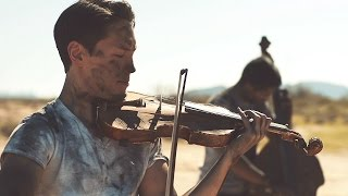 Repeat youtube video Take Me To Church - Hozier (violin/cello/bass cover) - Simply Three
