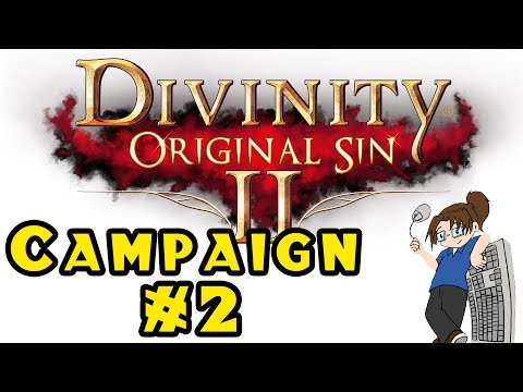 Let's Try -- Divinity: Original Sin 2 Campaign! -- Part 2